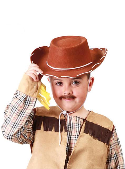 Sombrero de vaquero infantil