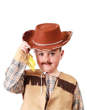 Chapéu de cowboy infantil