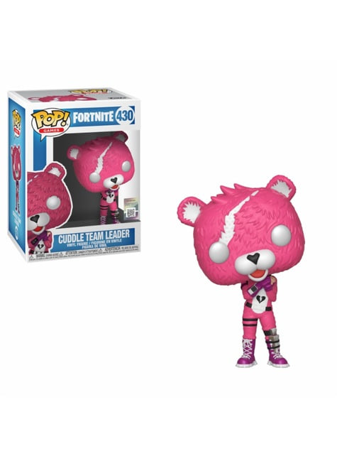 Funko POP! Cuddle Team Leader - Fortnite