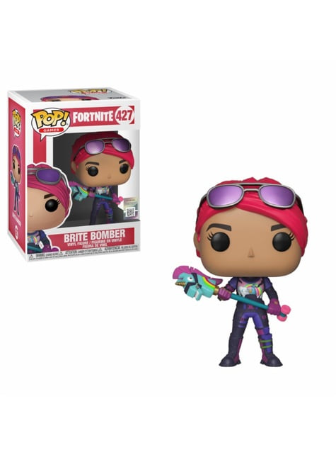Funko POP! Brite Bomber - Fortnite
