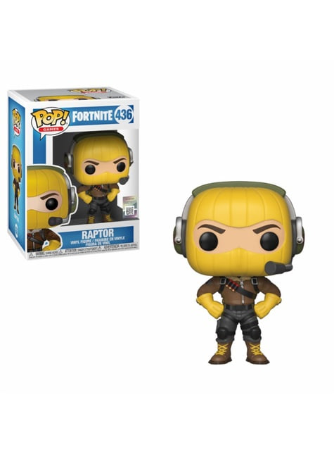 Funko POP! Raptor - Fortnite