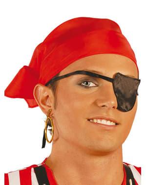 Zestaw pirata bandyty