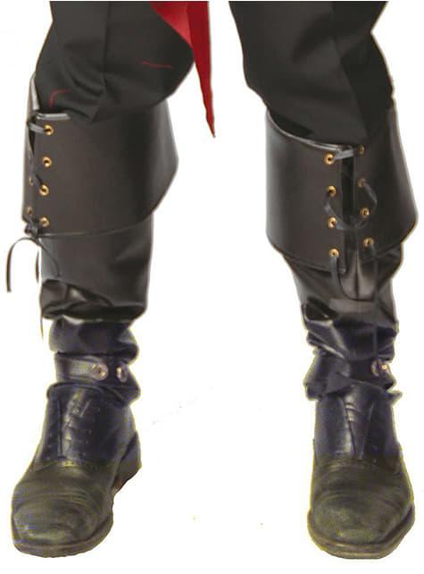Делукс черни обувки