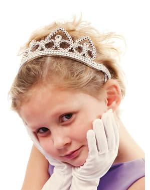 Bandolete de prateada infantil