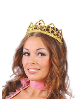 Goudkleurige kroon