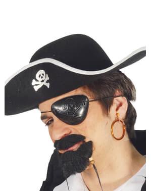 Ensemble de pirate méchant