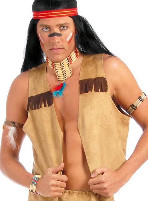 Chaleco de indio