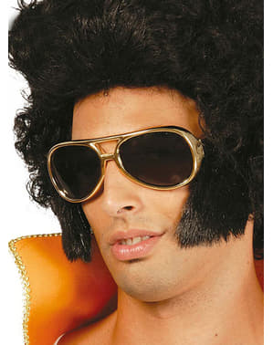 Кралят на рок очилата