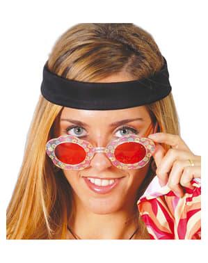 Óculos de flor