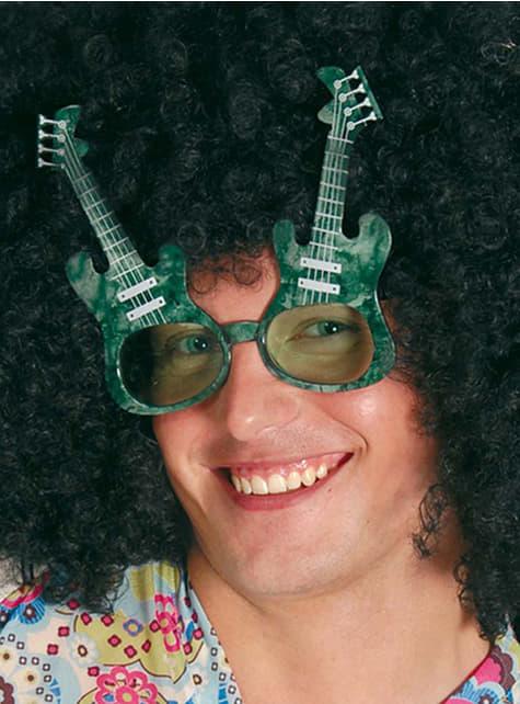 Gafas de guitarra