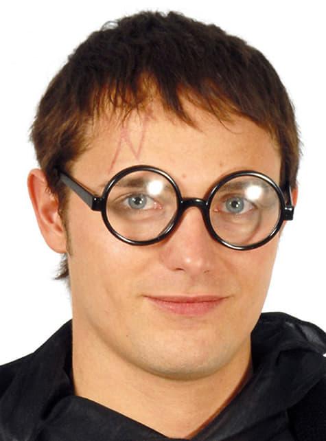 Pyöreät silmälasit