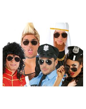 Polisglasögon