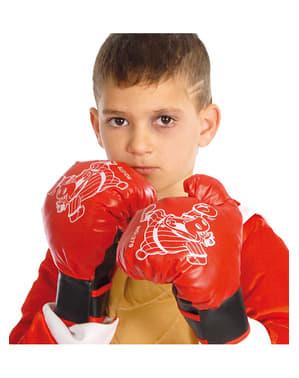 Guantes de boxeo infantil