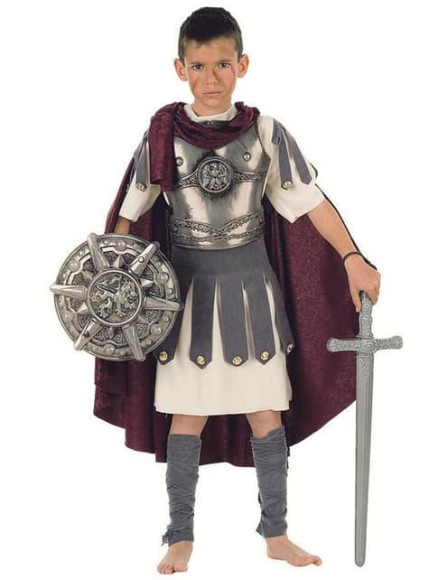 Fato de troiano para menino