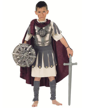 Trojan Kids Costume