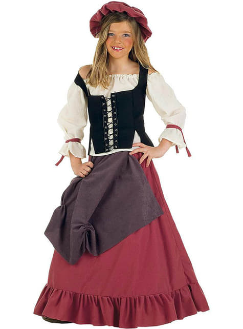 Little Tavern Girl Costume