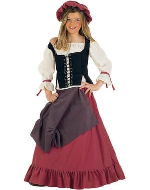 Dievčenský kostým malá krčmárka