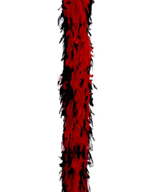 Roodzwarte verenboa