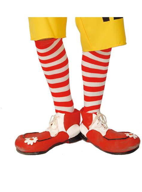 Ponožky klaunské