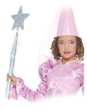 Silver Fairy Wand