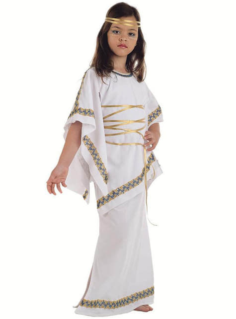 Fato de grega para menina