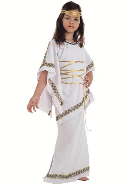 Kreikkalainen neito -asu lapsille