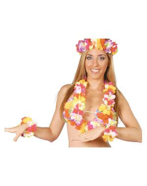 Hawaiianisches Set Klassisch