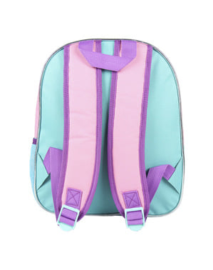Nella The Princess Knight 3D backpack for kids