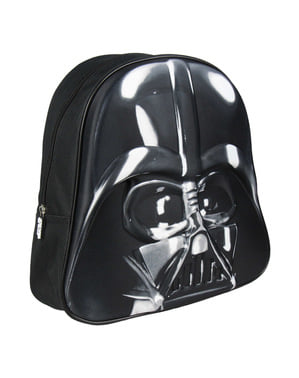 Darth Vader 3D reppu lapsille - Star Wars