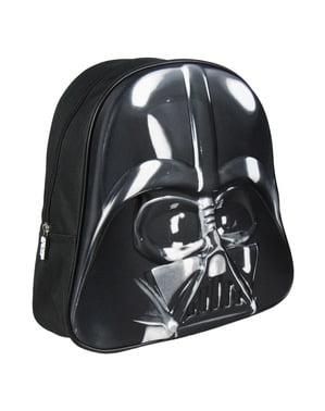 Ghiozdan Darth Vader 3D pentru copii - Star Wars
