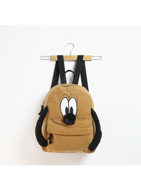 Mochila de Pluto infantil - Disney - barato