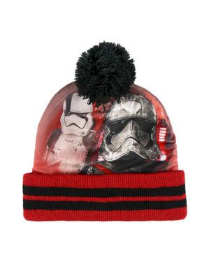 Stormtrooper beanie hat, tørklæde og handske sæt til børn - Star Wars