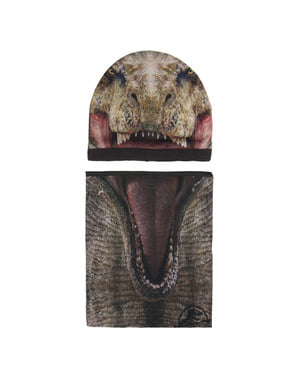 Jurassic World pipo ja kauluri lapsille