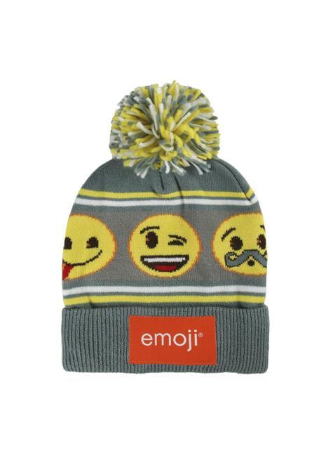 Emoji Mütze für Kinder