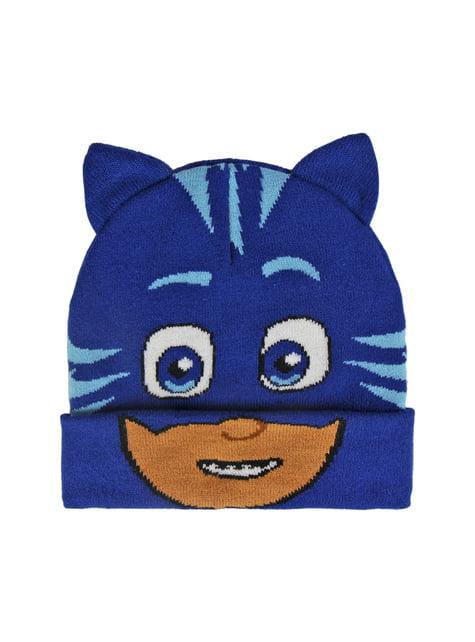 Gorro de Catboy com orelhas infantil - PJ Masks