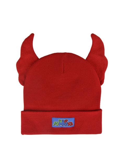 Eulette Mütze mit Ohren für Kinder - PJ Masks