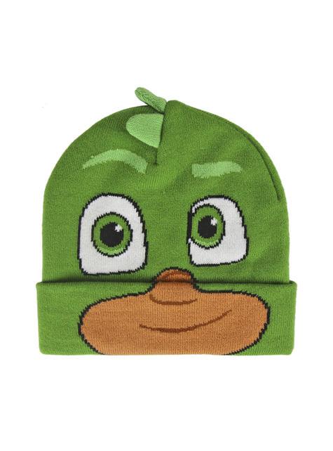 Gorro de Gekko com cresta infantil - PJ Masks