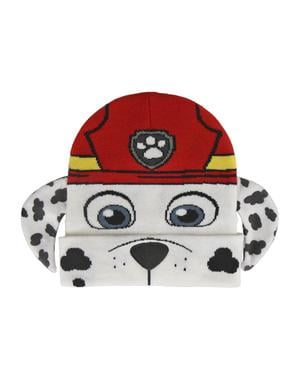 Marshall beanie hat with ears for kids - Paw Patrol