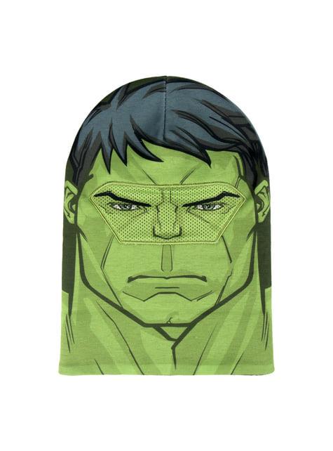Bonnet Hulk  enfant - Avengers