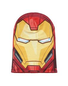 3fa5e82014eea ... Gorro de Homem de Ferro com rede infantil - Os Vingadores