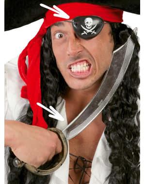Kit pirate jambe de bois