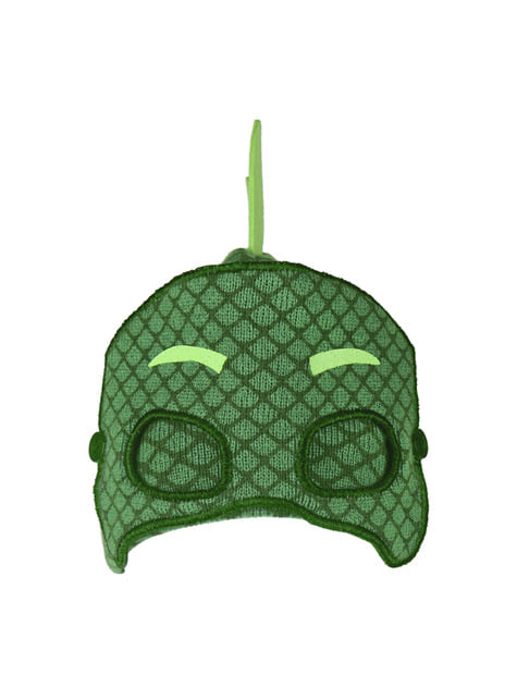 Gorro de Gekko con antifaz infantil - PJ Masks - barato