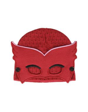 Berretto di Gufetta con maschera per bambino - Pj Masks