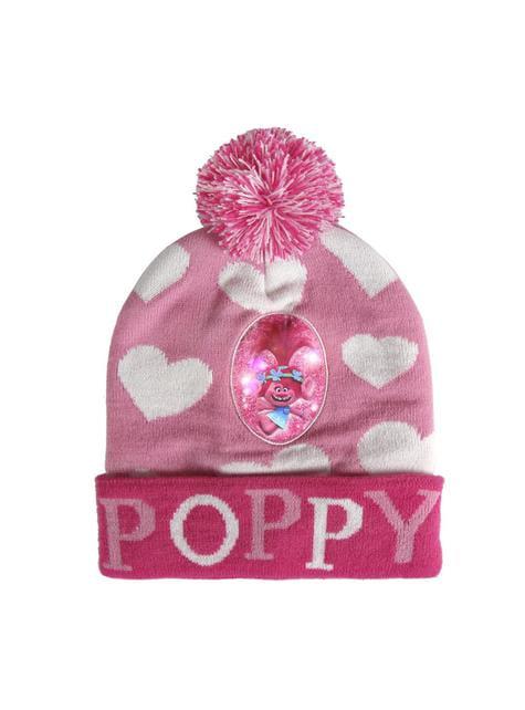 Czapka Poppy ze światełkami dla dzieci - Trolle