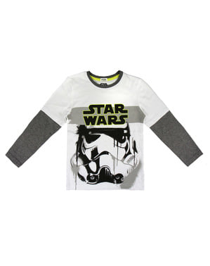 6eed871363 Your Star Wars T-Shirt » for kids, men and women | Funidelia