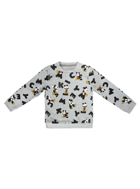 Sweatshirt de Mickey Mouse infantil - Disney