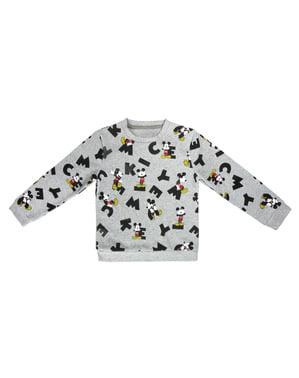Micky Maus Sweatshirt für Kinder - Disney