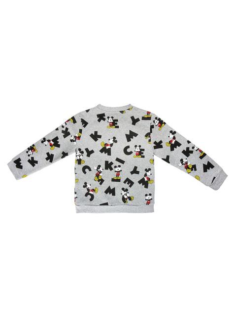 Sudadera de Mickey Mouse infantil - Disney - infantil