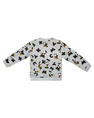 Mickey Mouse hoodie til børn - Disney