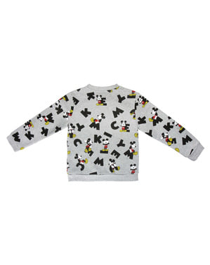 Mikke Mus hettegenser til barn - Disney